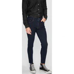 Review - Jeansy Jeremy. Niebieskie jeansy męskie Review. W wyprzedaży za 149.90 zł.