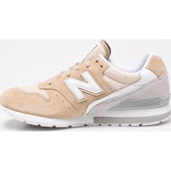 New Balance - Buty MRL996JY. Szare buty sportowe męskie New Balance, z materiału. W wyprzedaży za 219.90 zł.