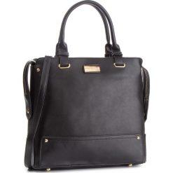 Torebka MONNARI - BAG0310-020 Black. Czarne torebki do ręki damskie Monnari, ze skóry ekologicznej. W wyprzedaży za 199.00 zł.