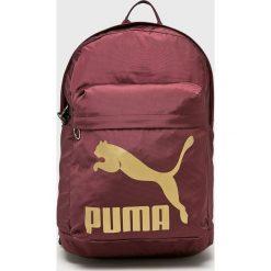 Puma - Plecak. Brązowe plecaki damskie Puma, z materiału. Za 139.90 zł.