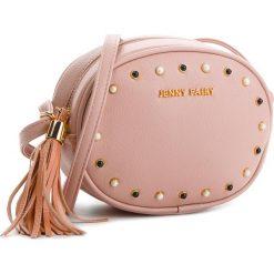Torebka JENNY FAIRY - RC13643  Różowy Jasny. Czerwone listonoszki damskie Jenny Fairy, ze skóry ekologicznej. Za 59.99 zł.