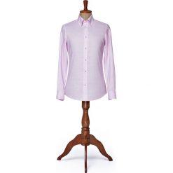 Koszula Różowa Freeway. Czerwone koszule męskie LANCERTO, na lato, ze lnu, button down. Za 299.00 zł.