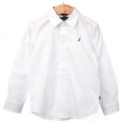 Nautica Koszula Chłopięca 122 Biały. Koszule dla chłopców marki bonprix. Za 185.00 zł.