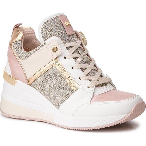 07d2999fa786b Sneakersy MICHAEL MICHAEL KORS - Georgie Trainer 43S9GEFS3L Sftpnk ...