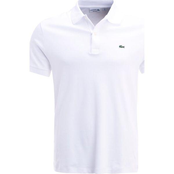 dd727774a Lacoste Koszulka polo white - Koszulki polo męskie Lacoste, z ...