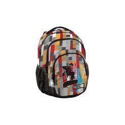 Plecak Szkolny Lekki Paso Skate. Brązowe torby i plecaki dziecięce PASO, z materiału. Za 99.00 zł.