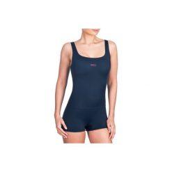 Strój pływacki jednoczęściowy Heva damski. Niebieskie kostiumy jednoczęściowe damskie NABAIJI. Za 39.99 zł.