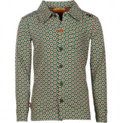"""Koszula """"Simply Irresistible"""" w kolorze zielono-pomarańczowym. Koszule dla chłopców marki bonprix. W wyprzedaży za 102.95 zł."""
