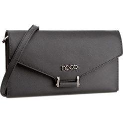 Torebka NOBO - NBAG-D3410-C020 Czarny. Czarne torebki do ręki damskie Nobo, ze skóry ekologicznej. W wyprzedaży za 109.00 zł.
