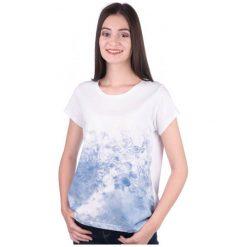 Mustang T-Shirt Damski M Biały. Białe t-shirty damskie Mustang. W wyprzedaży za 62.00 zł.