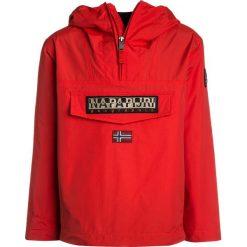 Napapijri RAINFOREST  Kurtka Outdoor bright red. Kurtki i płaszcze dla chłopców Napapijri, z materiału. Za 799.00 zł.