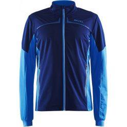 Craft Kurtka Do Narciarstwa Biegowego Intensity Blue S. Niebieskie kurtki sportowe męskie Craft. W wyprzedaży za 359.00 zł.