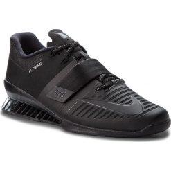 Buty NIKE - Romaleos 3 852933 004 Black/Black/Black. Czarne buty sportowe męskie Nike, z materiału. W wyprzedaży za 639.00 zł.