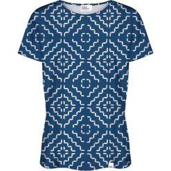 Colour Pleasure Koszulka damska CP-030 181 granatowo-biała r. XS/S. T-shirty damskie Colour Pleasure. Za 70.35 zł.