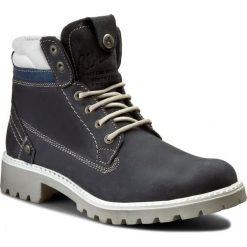 Trapery WRANGLER - Creek WL162500 Jeans 118. Niebieskie śniegowce i trapery damskie Wrangler, z jeansu. W wyprzedaży za 279.00 zł.