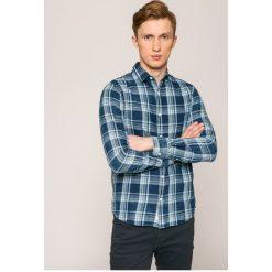 Only & Sons - Koszula. Szare koszule męskie Only & Sons, w kratkę, z bawełny, z klasycznym kołnierzykiem, z długim rękawem. W wyprzedaży za 89.90 zł.