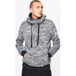 Sweter o kroju bluzy - Szary. Swetry przez głowę męskie marki Giacomo Conti. W wyprzedaży za 89.99 zł.