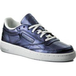 0ce811384dfd84 Buty Reebok - Club C 85 S Shine CM8687 Royal Dark Blue/White. Niebieskie