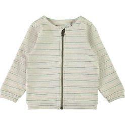 """Bluza """"Gartilla"""" w kolorze kremowym. Bluzy dla niemowląt name it girls, z bawełny. W wyprzedaży za 49.95 zł."""