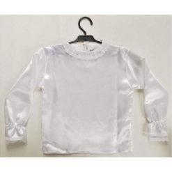 Koszula z Atłasu 122 - kostiumy dla dzieci. Koszule dla chłopców marki bonprix. Za 45.22 zł.