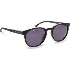 Okulary przeciwsłoneczne BOSS - 0922/S Black 807. Okulary przeciwsłoneczne damskie marki QUECHUA. W wyprzedaży za 479.00 zł.