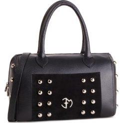 Torebka EVA MINGE - Zafra 4M 18NN1372665EF 101. Czarne torebki do ręki damskie Eva Minge, ze skóry. W wyprzedaży za 449.00 zł.