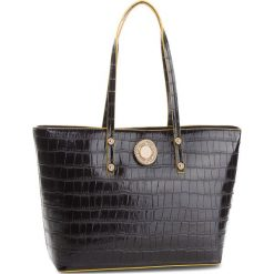 Torebka VERSACE JEANS - E1VSBBOD 899. Czarne torebki do ręki damskie Versace Jeans, z jeansu. Za 649.00 zł.