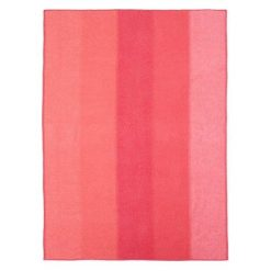 Koc Tint odcienie różu. Czerwone kocyki dla dzieci Normann Copenhagen, z materiału. Za 430.00 zł.