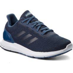 Buty adidas - Cosmic 2 B44742 Legink/Legink/Tecink. Niebieskie obuwie sportowe damskie Adidas, z materiału. W wyprzedaży za 199.00 zł.