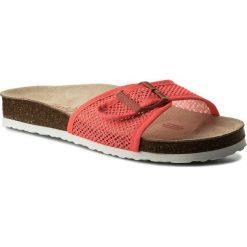 Klapki PEPE JEANS - Oban Mesh PLS90330 Disco Pink 356. Czerwone klapki damskie Pepe Jeans, z jeansu. W wyprzedaży za 149.00 zł.
