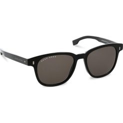 Okulary przeciwsłoneczne BOSS - 0956/S Black 807. Czarne okulary przeciwsłoneczne damskie Boss. W wyprzedaży za 519.00 zł.