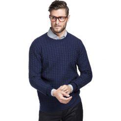 Sweter FABIANO SWGR000188. Swetry przez głowę męskie marki Giacomo Conti. Za 189.00 zł.