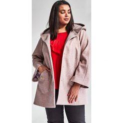 Kurtki i płaszcze damskie ze sklepu Moda Size Plus