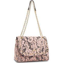 Torebka TWINSET - Tracolla AA8PFQ  Light Pink. Czerwone torebki do ręki damskie Twinset, z materiału. Za 629.00 zł.