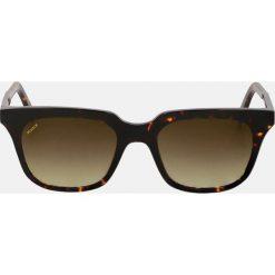 Brązowe okulary przeciwsłoneczne. Okulary przeciwsłoneczne damskie marki QUECHUA. Za 399.00 zł.