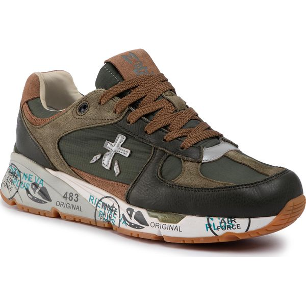 Sneakersy PREMIATA Mase 4008 Green
