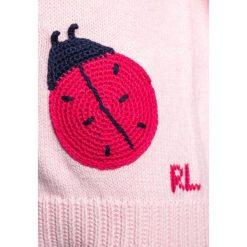 Polo Ralph Lauren LADYBUG Sweter hint of pink heather. Swetry dla dziewczynek Polo Ralph Lauren, z bawełny, polo. Za 399.00 zł.