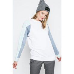 Nike Sportswear - Bluza. Szare bluzy damskie Nike Sportswear, z bawełny. W wyprzedaży za 139.90 zł.