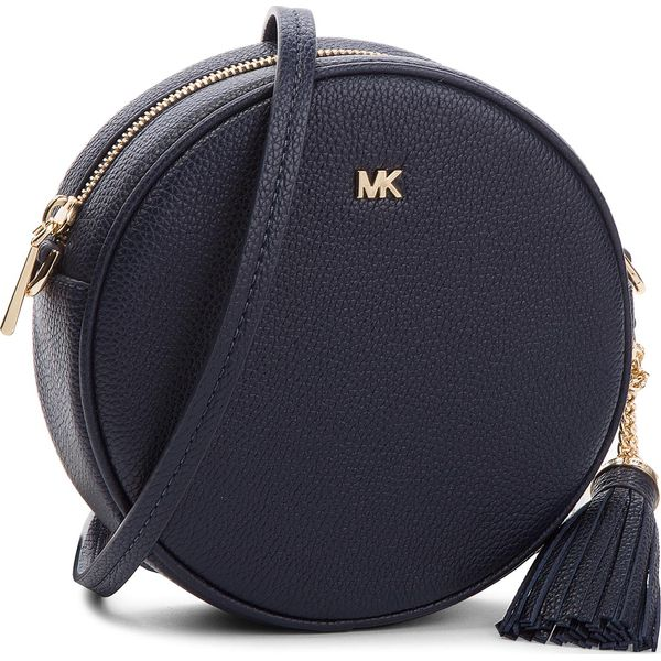 35e237df085ea Niebieskie torebki do ręki damskie marki MICHAEL Michael Kors - Kolekcja wiosna  2019 - Chillizet.pl