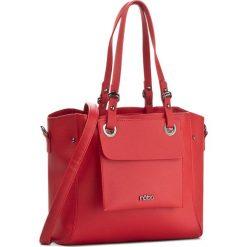 Torebka NOBO - NBAG-E0190-C005 Czerwony. Czerwone torebki do ręki damskie Nobo, ze skóry ekologicznej. W wyprzedaży za 139.00 zł.