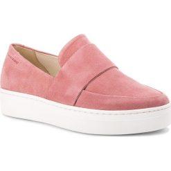 Półbuty VAGABOND - Camille 4346-240-58 Rose Pink. Czerwone półbuty damskie Vagabond, ze skóry. W wyprzedaży za 299.00 zł.