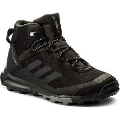 Buty adidas - Terrex Tivid Mid Cp S80935 Cblack/Cblack/Grefou. Trekkingi męskie marki ROCKRIDER. W wyprzedaży za 389.00 zł.