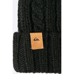 Quiksilver - Czapka. Czarne czapki i kapelusze męskie Quiksilver. W wyprzedaży za 99.90 zł.