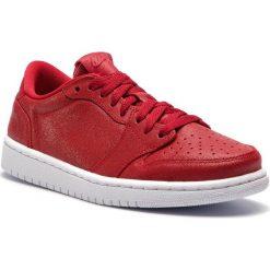 Buty NIKE - Air Jordan 1 Retro Low Ns AH7232 623 Gym Red/Metallic Gold/White. Czerwone buty sportowe męskie Nike, z materiału. W wyprzedaży za 349.00 zł.