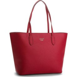 Torebka JOOP! - Saffiano Jeans 4140003904 Red 300. Czerwone torebki do ręki damskie JOOP!, z jeansu. Za 729.00 zł.