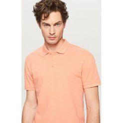 Klasyczna koszulka polo - Pomarańczo. Koszulki polo męskie marki INESIS. W wyprzedaży za 29.99 zł.