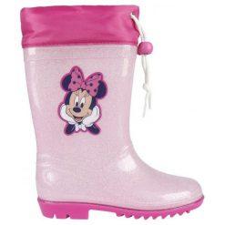 Disney Kalosze Dziewczęce Myszka Minnie 25 Różowe. Kalosze dziewczęce marki Aigle. Za 69.00 zł.