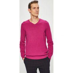 Medicine - Sweter Basic. Różowe swetry przez głowę męskie MEDICINE, z bawełny. Za 99.90 zł.