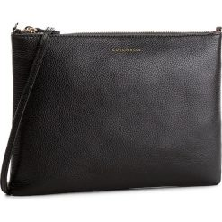 Torebka COCCINELLE - CV3 Mini Bag E5 CV3 55 F4 07 Noir 001. Czarne listonoszki damskie Coccinelle, ze skóry. Za 549.90 zł.