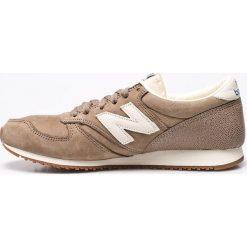 New Balance - Buty U420LMR. Szare buty sportowe męskie New Balance, z materiału. W wyprzedaży za 219.90 zł.